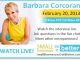 Barbara Corcoran on Small Businesses Do It Better
