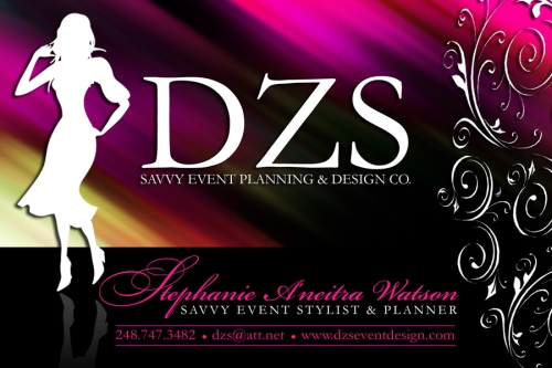 DZS Savvy Event Planning & Design Co.