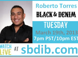 Roberto Torres, Black and Denim, on Small Businesses Do It Better