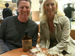 Roger and Amy Sullivan of Wired Waffles