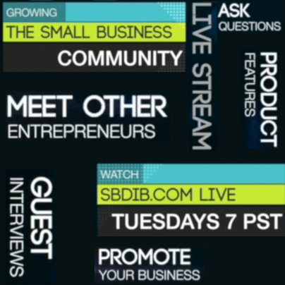 Small Business Live Stream and Chat