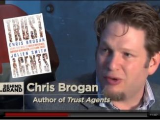 Chris Brogan, Trust Agents