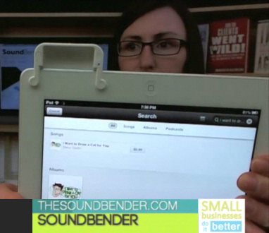 SoundBender on Small Businesses Do It Better
