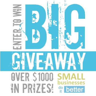 Enter to Win in the BIG Giveaway!