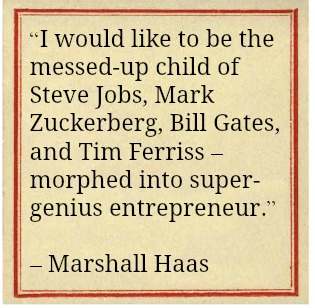 entrepreneur child